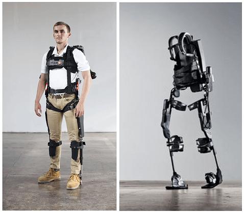 Sci Fi Tech: Exoskeleton in real life